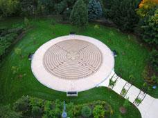 The Central Park Labyrinth