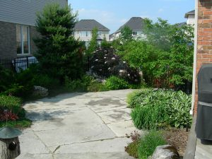 Stone Patio Interlocking Landscaping