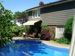 Pool Garden Landscaping