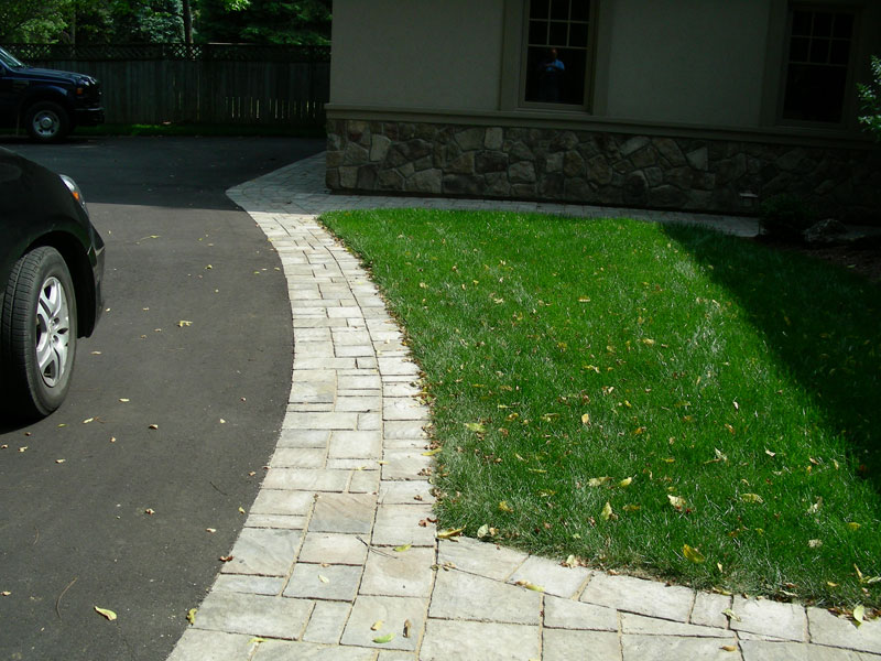 Interlocking Driveway, landscaper
