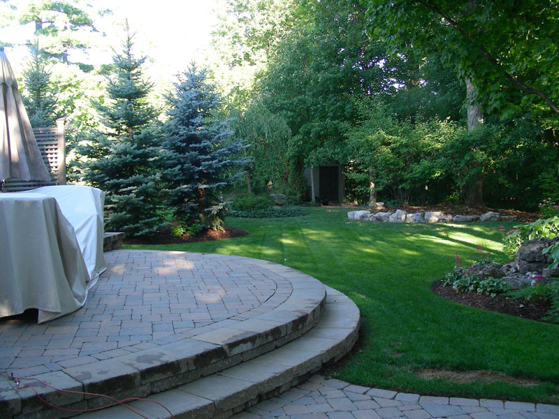 Patio Garden Landscaping