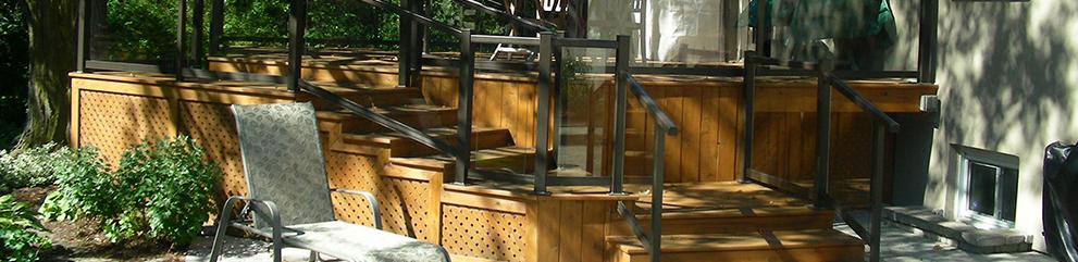Wood Deck Builder